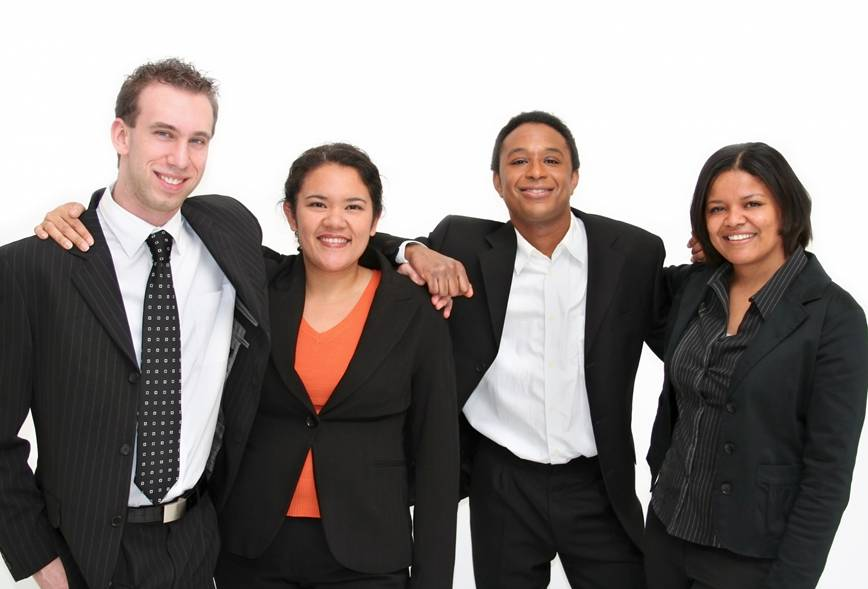 Group of Travel Agents